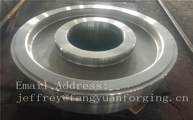 EN JIS ASTM AISI BS DIN Forged Wheel Kosong Parts Grinding Wheel Helical Cincin Aksesoris Wheel